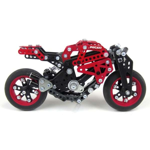 Bild von Ducati - Monster 1200 Build & Play by Meccano